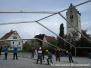 Schlossfest Abbau