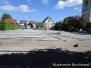 Schlossfest Aufbau